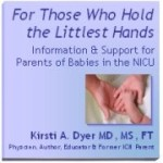 For Those Who Hold The Littlest Hands